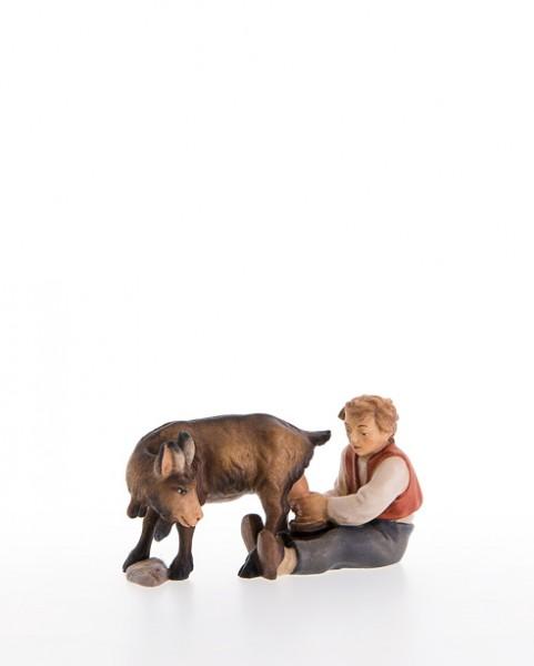 Bub mit Ziege (melkend) Nr. 39
