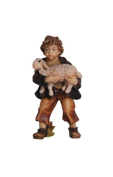 RA Bub mit Lamm im Arm Nr. 26