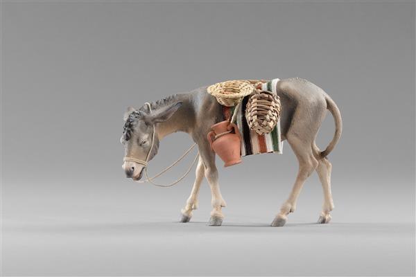 Esel bepackt links HANNAH Heide Nr. 137305