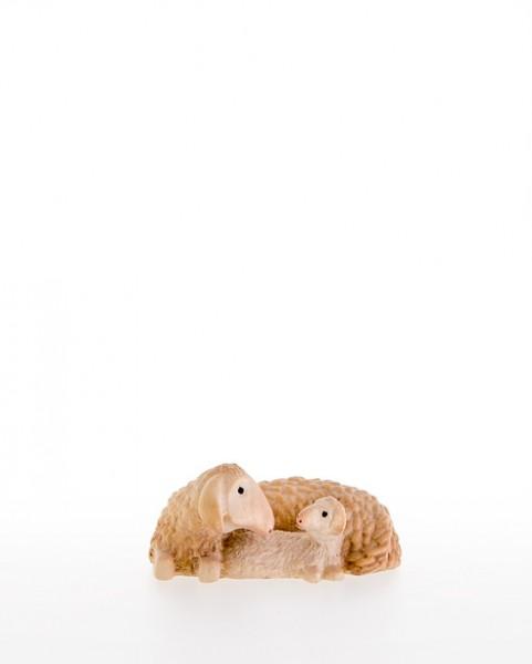 Schaf mit Lamm Nr. 18