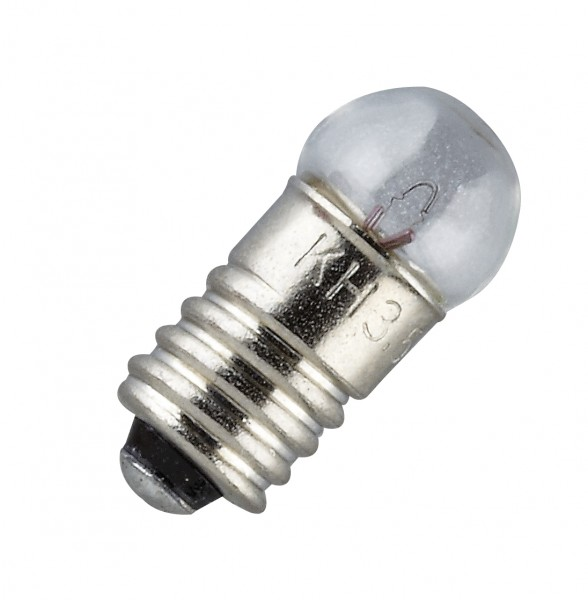 Glühbirne E5,5 3,5 Volt