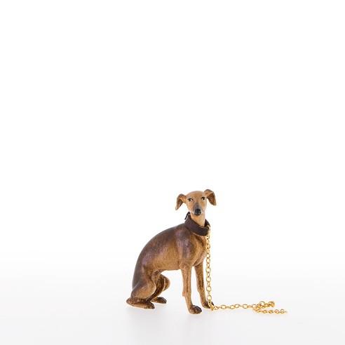Sitzender Windhund Nr. 22056-A