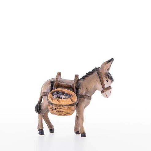 Esel beladen mit Obstkoerben Nr. 22008