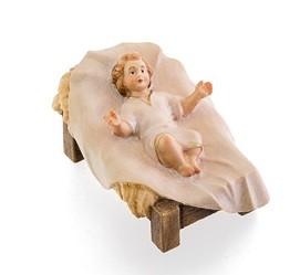 Jesukind mit Wiege Nr. 01