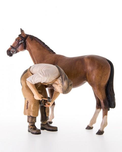 Schmied mit Pferd Nr. 239