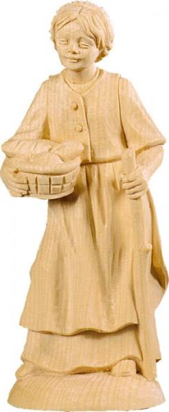 Hirtin mit Brot Nr. 4219