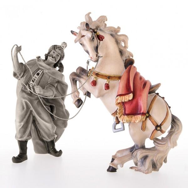 Pferd (passend zu Reiter 10601/80) Nr. 24048