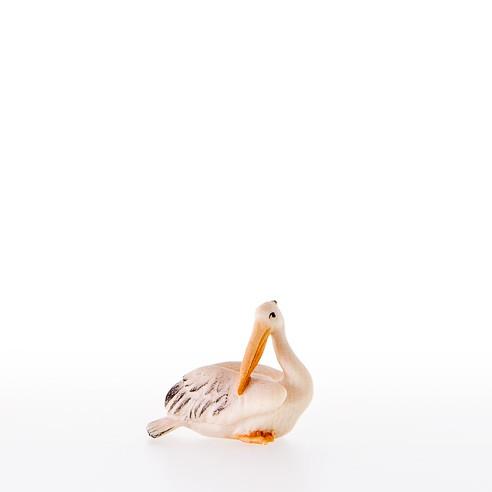 Pelikan nach hinten schauend Nr . 23104-A
