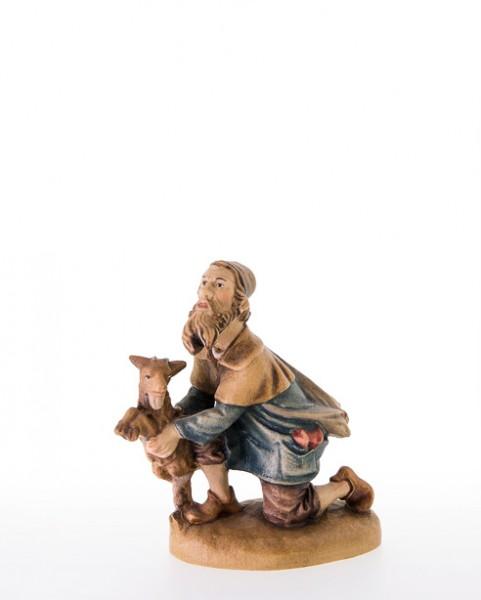 Kniender Hirt mit Ziegenboecklein Nr. 24