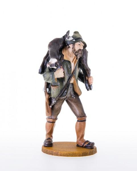 Jaeger mit Gemse Nr. 217