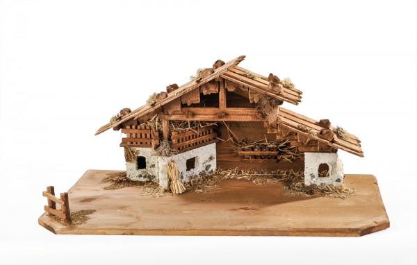 Stall 80x45x36 cm für 12/13 cm Figuren