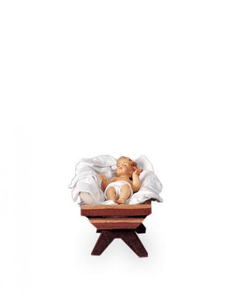 Jesukind mit Wiege 2-teilig Nr. 01A