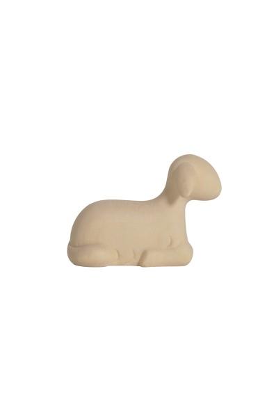 LE Schaf liegend vorwärtsschauend Nr. 251