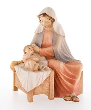 Maria mit Jesukind Nr. 02