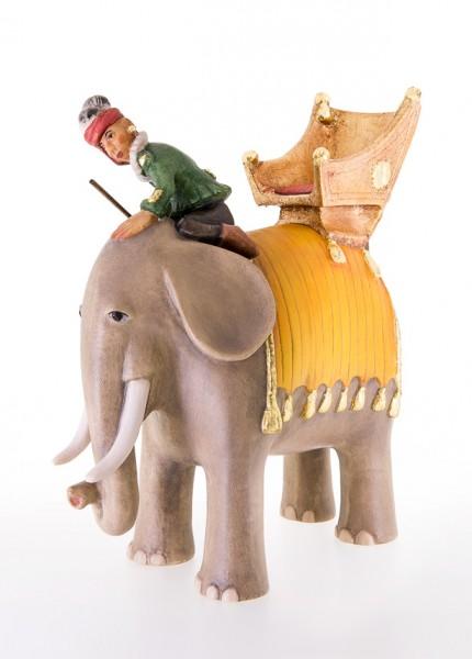 Elefant mit Reiter Nr. 45