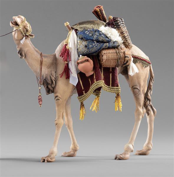Dromedar bepackt HANNAH Heide Nr. 134121C