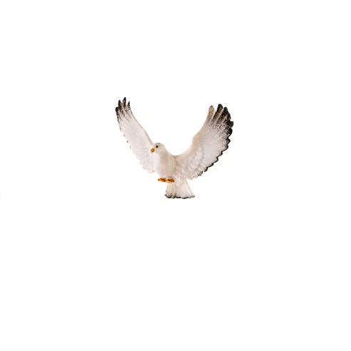 Taube mit Schwanz nach unten Nr. 22451