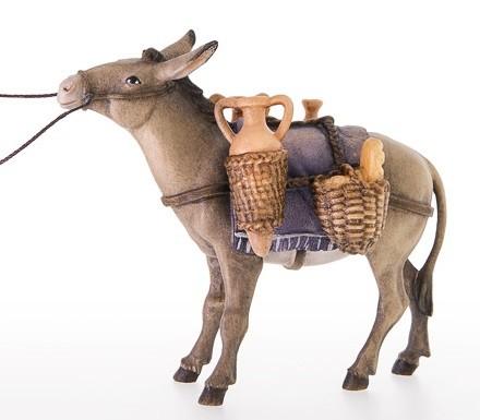 Esel mit Wasser und Brotladung Nr. 12A
