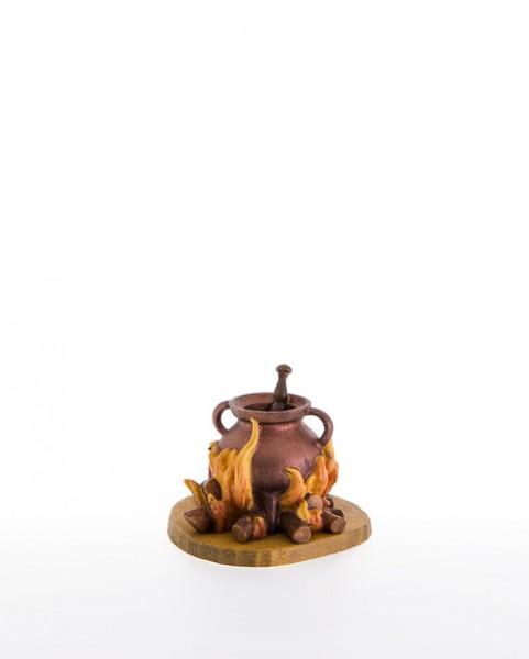Feuerstelle mit Kupferkessel Nr. 85