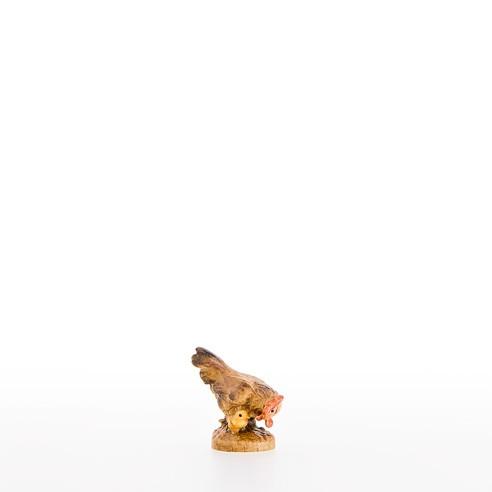 Henne mit Kuecken Nr. 22401