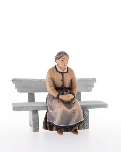 Sitzende Frau ohne Bank Nr. 12C