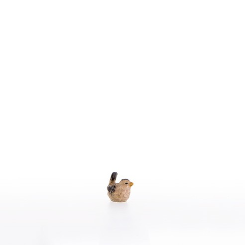 Kleiner Vogel (Spatz Schwanz oben) Nr. 22471-A